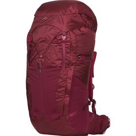 Bergans Senja 55 Backpack Damen burgundy/red